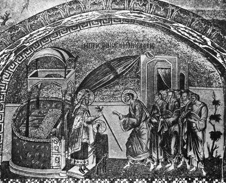 Обручение Иосифа с Марией