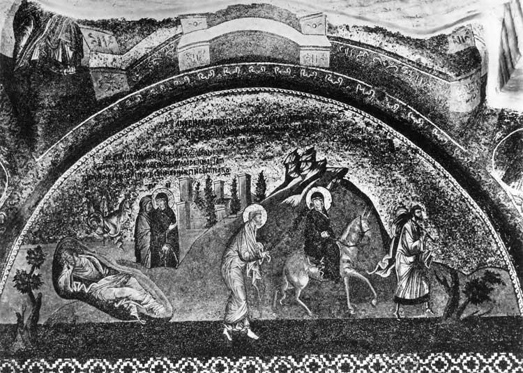 Сон Иосифа и Путешествие в Вифлеем