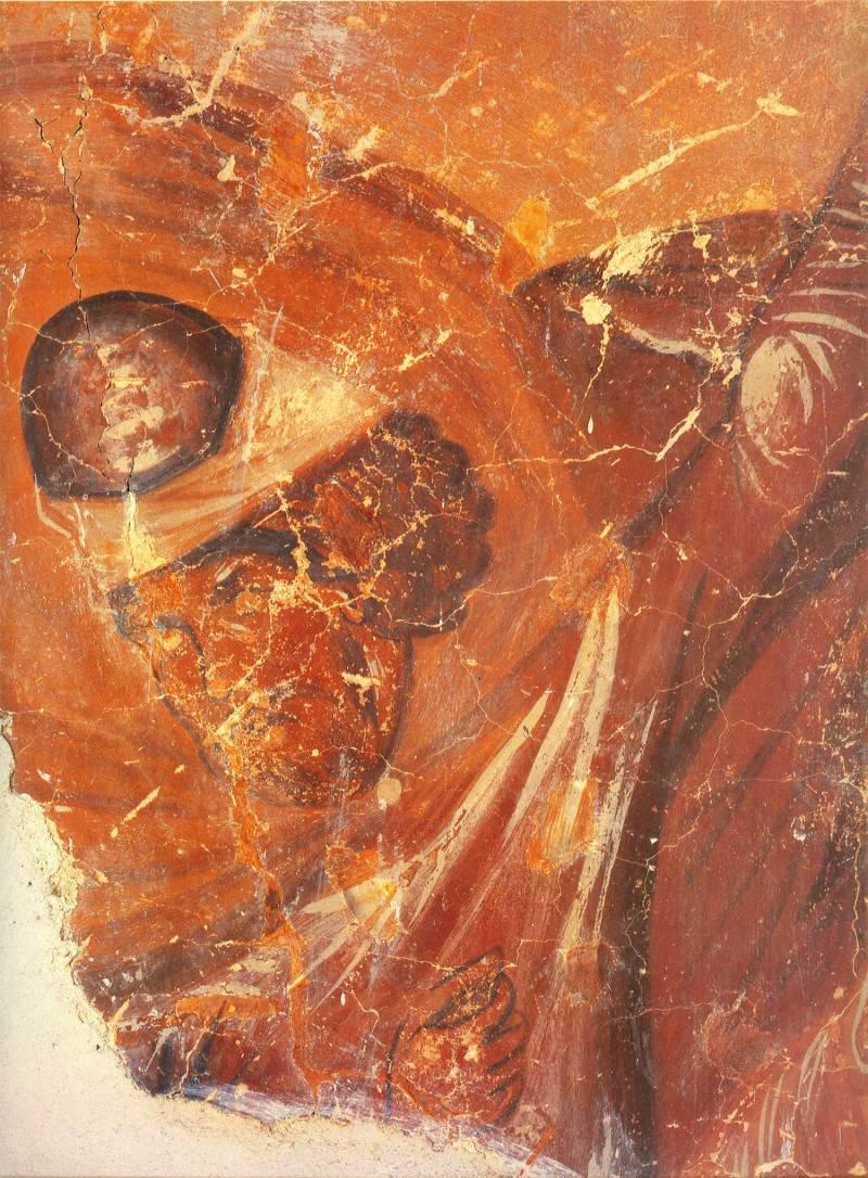 Фрагмент фигуры