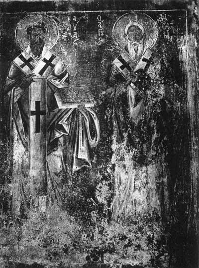 Святители Вавила Антиохийский и Анфим Никомидийский