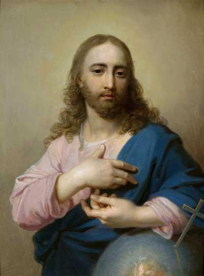 Христос со сферой