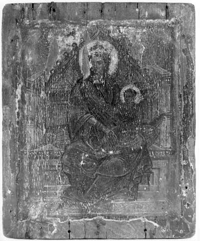 Gottesmutter mit Kind