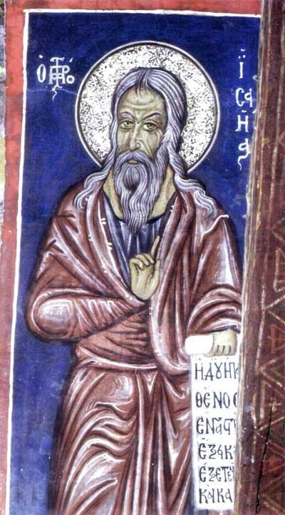 Der Prophet Jesaja