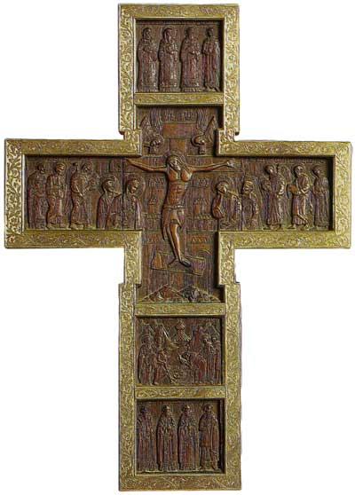 Крест напрестольный