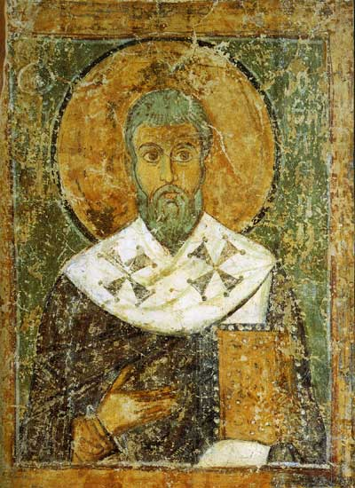 Неизвестный святитель
