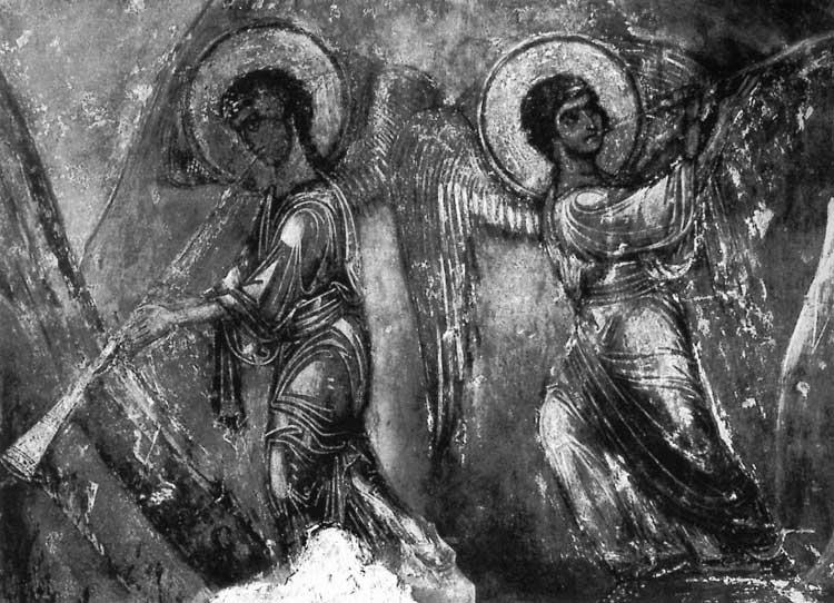 Трубящие ангелы