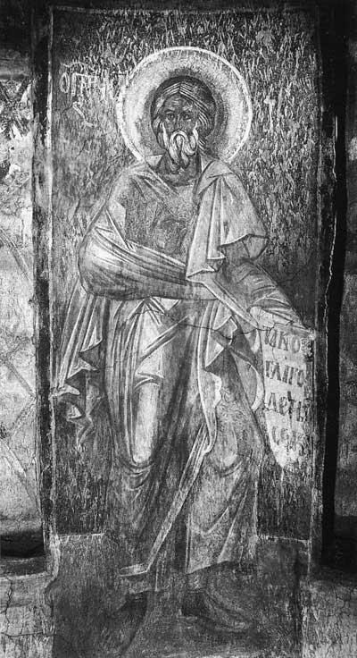 Пророк (Моисей?)