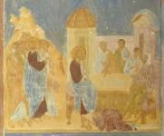 Проклятие смоковницы. Пир в доме фарисея Симона