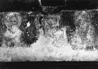 Христос во гробе с предстоящими св. Родионом и Иоанном Богословом