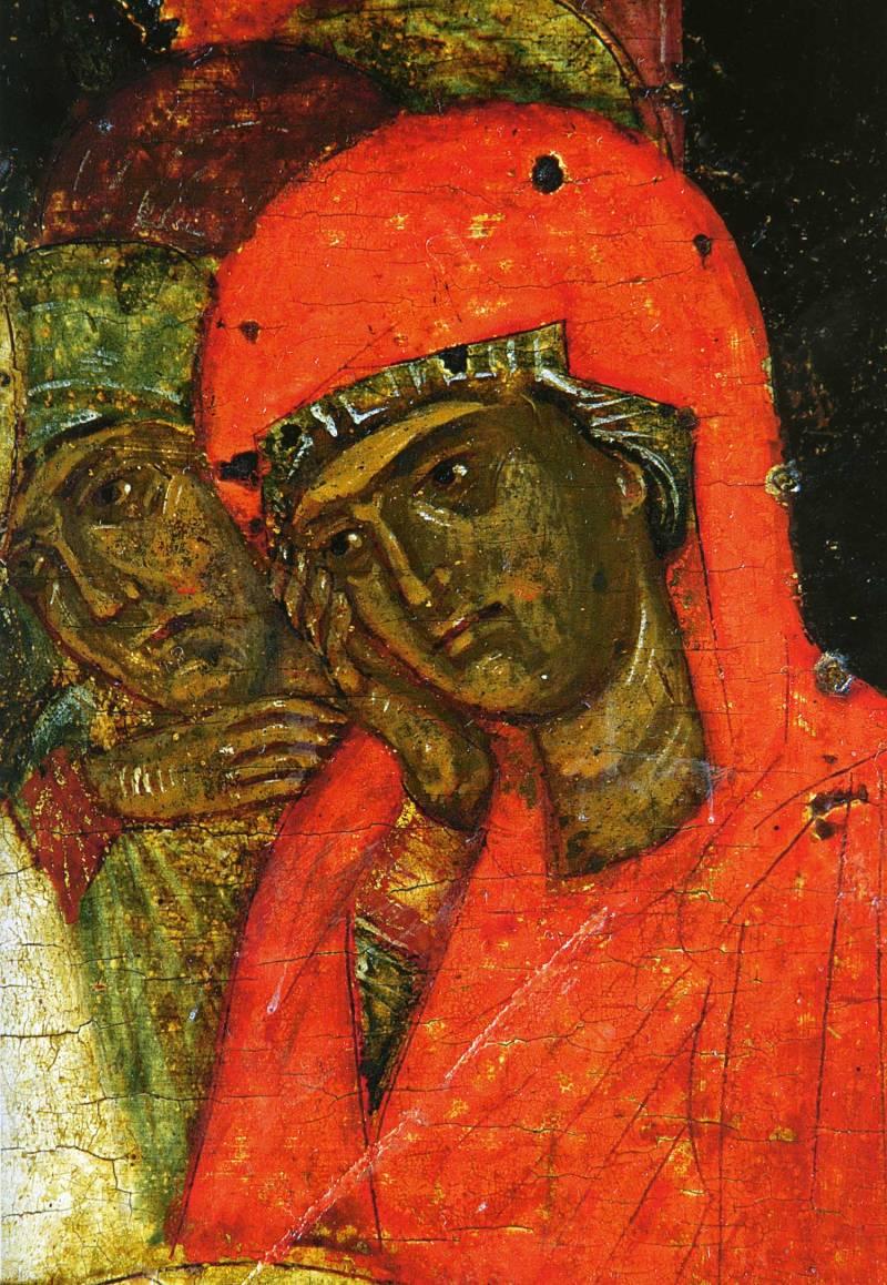 Плачущие жены