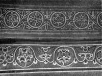 Орнамент в центральной апсиде