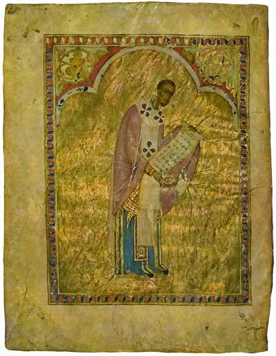 St John Chrysostom -  [Син. 604],