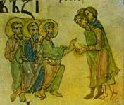 Проповедь апостолов