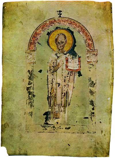 Иоанн Златоуст - Служебник Антония Римлянина [Син. 605],