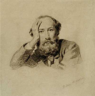 Портрет Г. П. Кондратьева