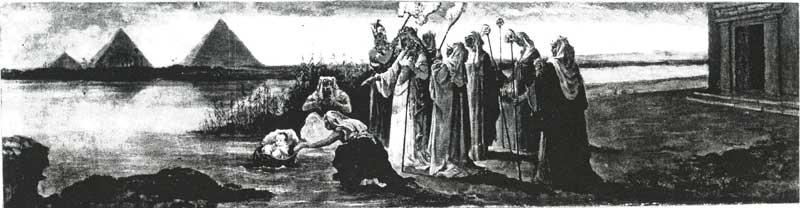 Рождение Моисея