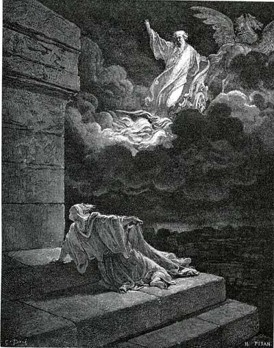 Вознесение пророка Илии