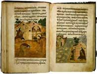 Строительство старцами Зосимой и Германом Соловецкого монастыря и их молитвенные подвиги