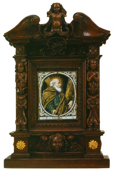 Святой апостол Андрей