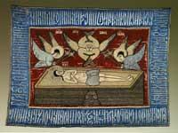 Христос во гробе плотски