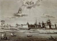 Вид Макарьевского Желтоводского монастыря