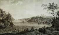 Вид Валаамского монастыря