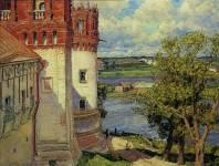 Новодевичий монастырь. Башни