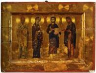 Деисус и святитель Николай