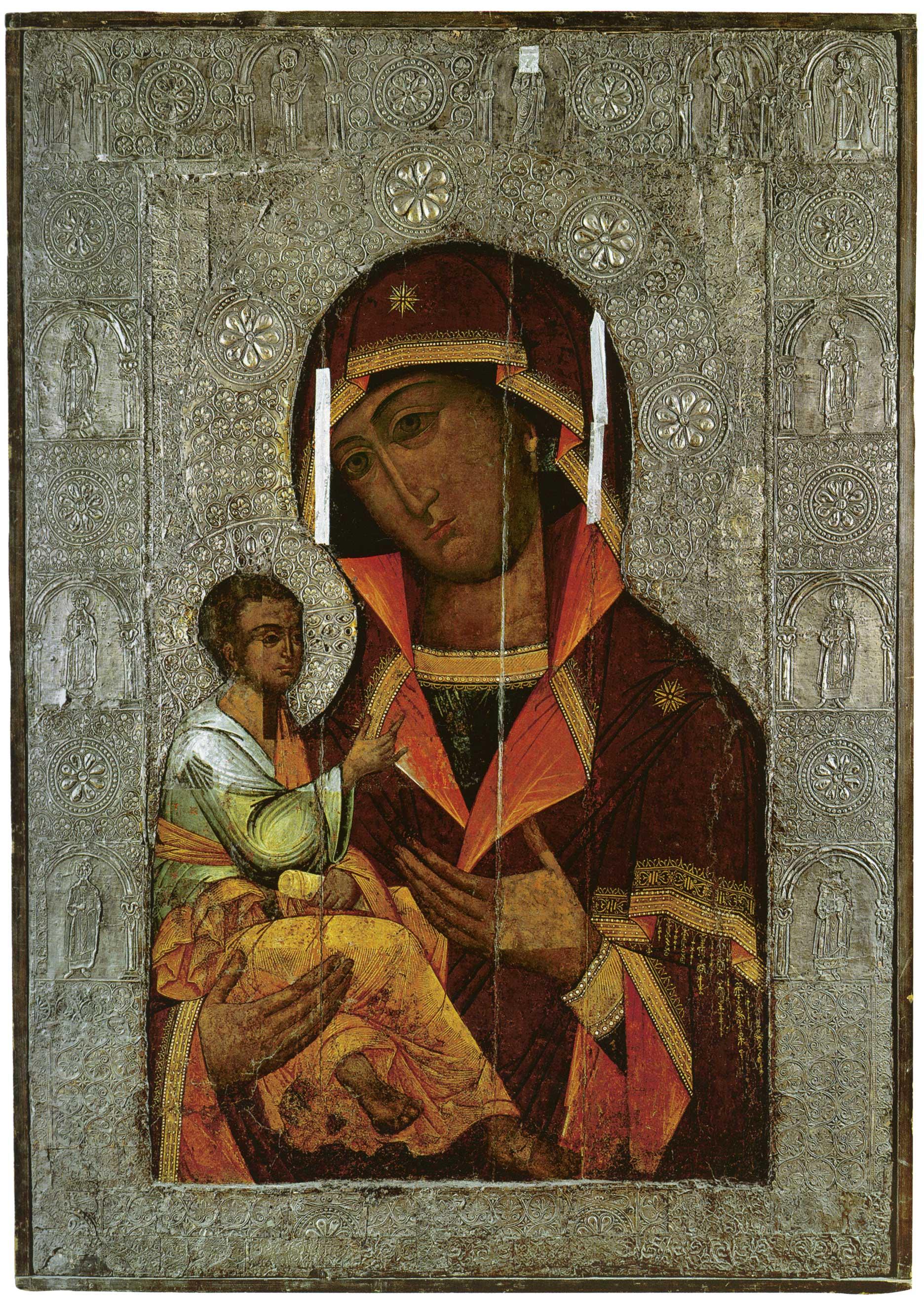 Богоматерь Одигитрия («Корсунская», «Иерусалимская»)