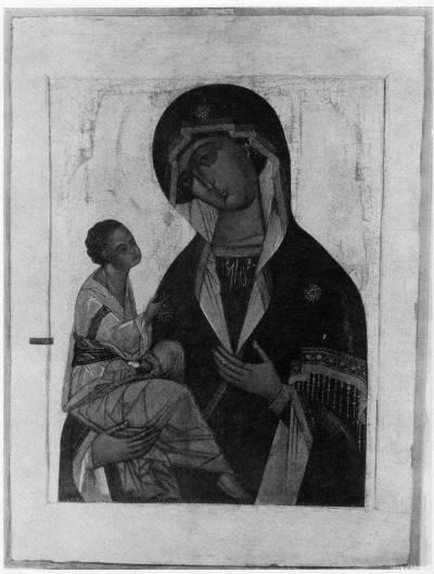 Богоматерь Грузинская (Иерусалимская)