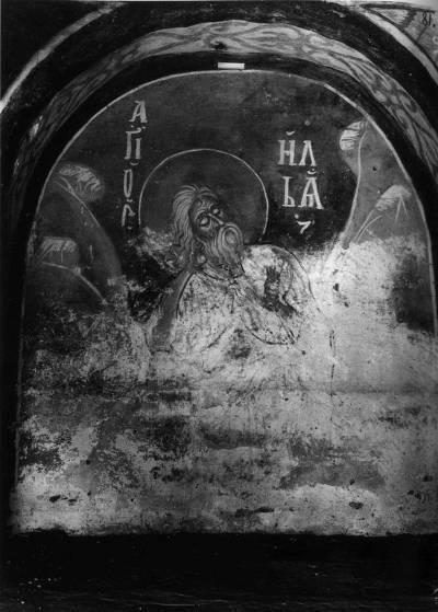 Илия Пророк, питаемый вороном