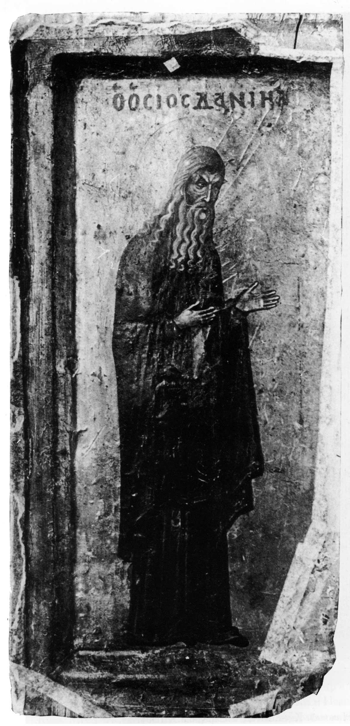 Преподобный Даниил Скитский