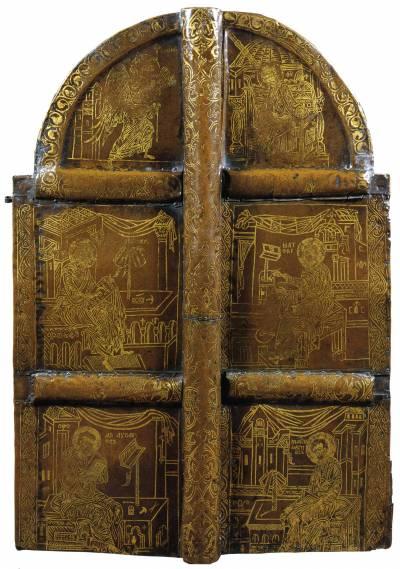 Царские врата («Лихачевские врата»)