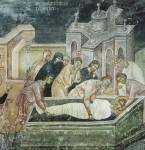 Погребение святого Георгия