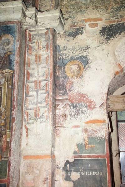 Святой Георгий воскрешает мертвого