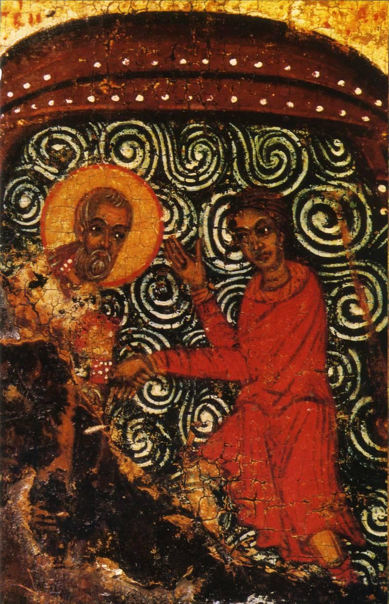 Спасение Дмитрия со дна моря