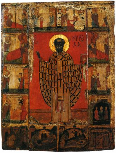 Никола Зарайский, с житием