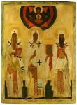 Ростовские святители Леонтий, Исаия и Игнатий
