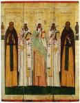 Преподобный Сергий Радонежский и ростовские чудотворцы