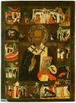 Святитель Николай Чудотворец (Никола Гостунский), с житием