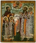 Благоверные князья Василий, Константин и Феодор, Давид и Константин