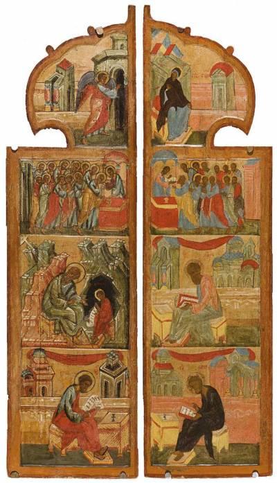 Царские врата (собр.Н.М.Постникова)