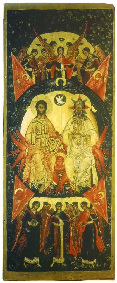 Троица Новозаветная