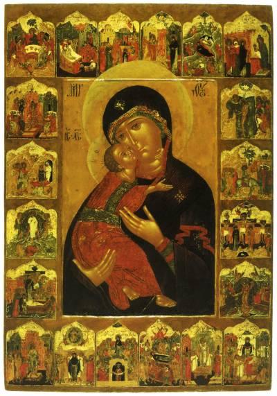 Богоматерь Владимирская и праздники