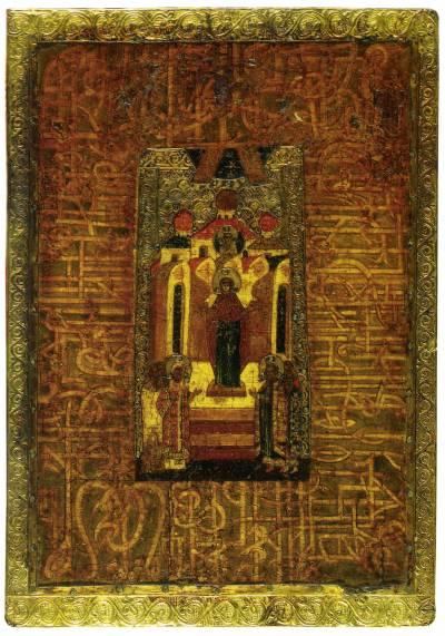 Икона Богоматери «Дверь Небесная»
