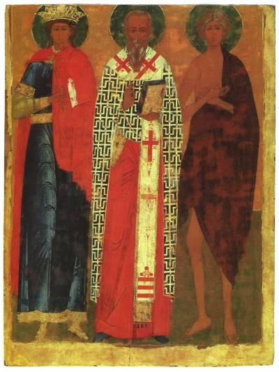 Избранные святые: Екатерина, Иаков, Мария Египетская