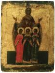 Вера, Надежда, Любовь и мать их София