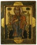 Богоматерь на престоле («Испанская»)