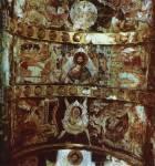Роспись свода церкви святого Георгия