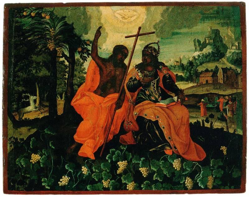 Христос и невеста